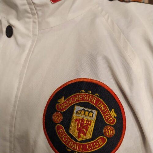 Jaqueta Manchester United Umbro 2002
