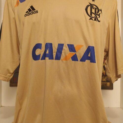 Camisa Flamengo Adidas 2013 goleiro