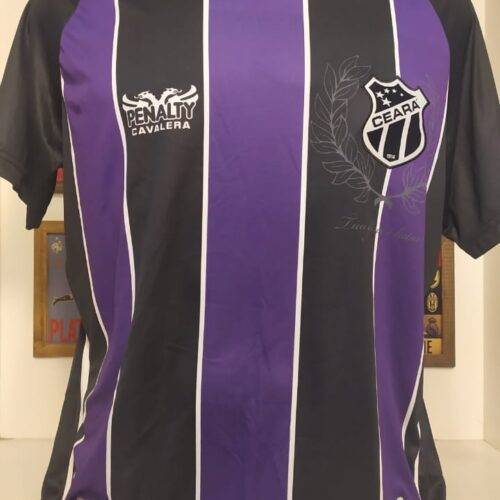 Camisa Ceará Penalty Cavalera 2010