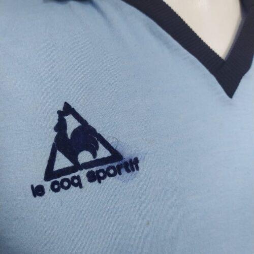 Camisa Uruguai Le Coq Sportif mangas longas