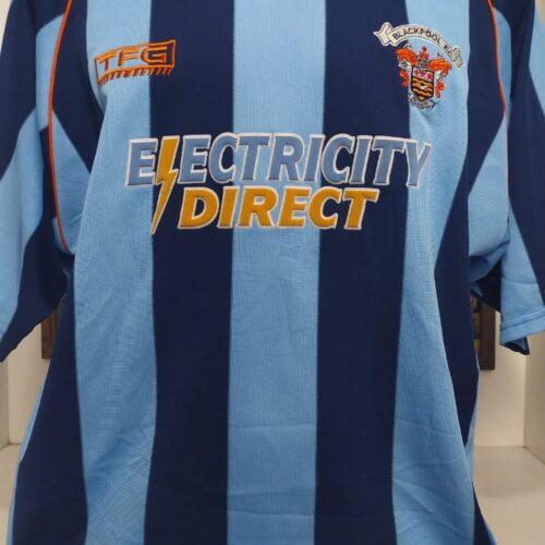 Camisa Blackpool TFG 2002