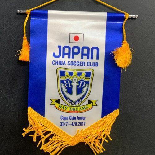Flâmula Chiba Soccer Club – Copa Caio Junior