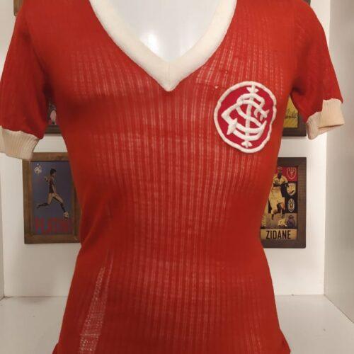 Camisa Internacional 1976 Jair