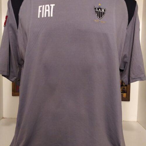 Camisa Atlético Mineiro Lotto 2008 centenário treino