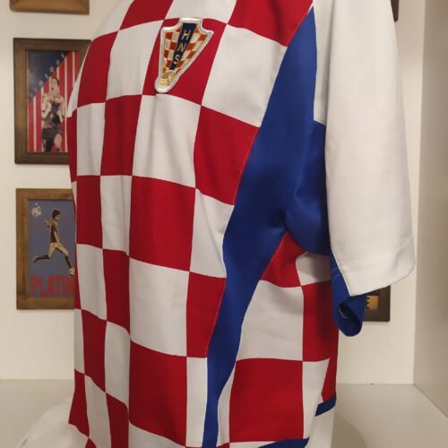 Camisa Croácia Nike 2002
