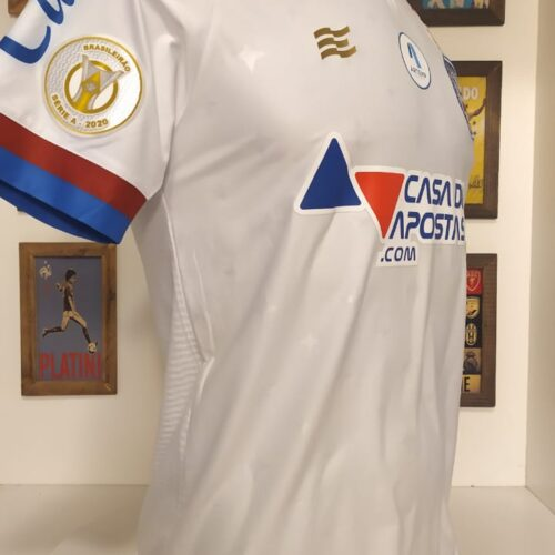 Camisa Bahia Esquadrão 2020 Elber Brasileirão