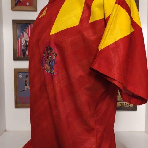 Camisa Espanha Adidas 1992