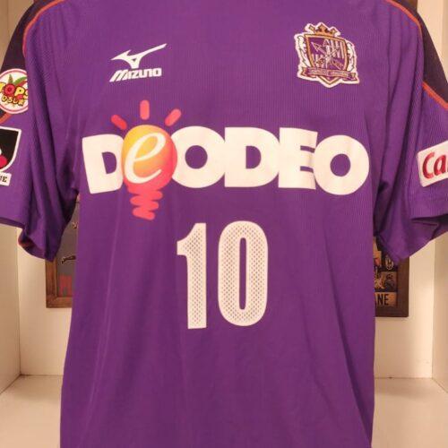 Camisa Sanfrecce Hiroshima Mizuno