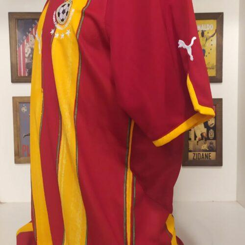 Camisa Gana Puma 2010 Appiah