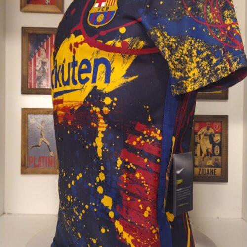 Camisa Barcelona Nike 2020 pre match