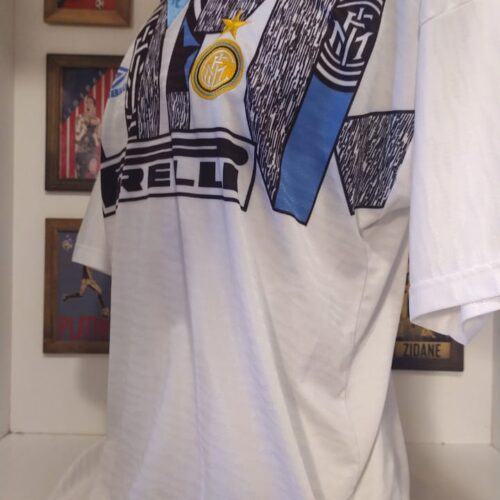 Camisa Internazionale Umbro 1995