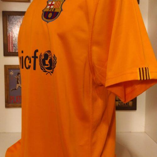 Camisa Barcelona Nike 2006 Ronaldinho