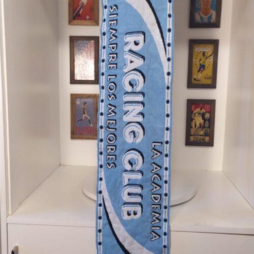 Cachecol Racing Club Siempre los mejores