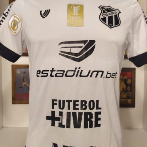 Camisa Ceará Vozão 2020 Léo Chú Brasileirão