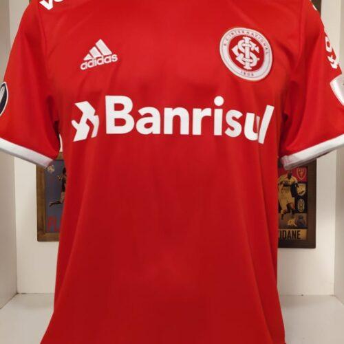 Camisa Internacional Adidas 2020 Gustavo Libertadores da América