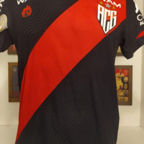 Camisa Atlético Goianiense Dragão Premium 2020 Brasileirão