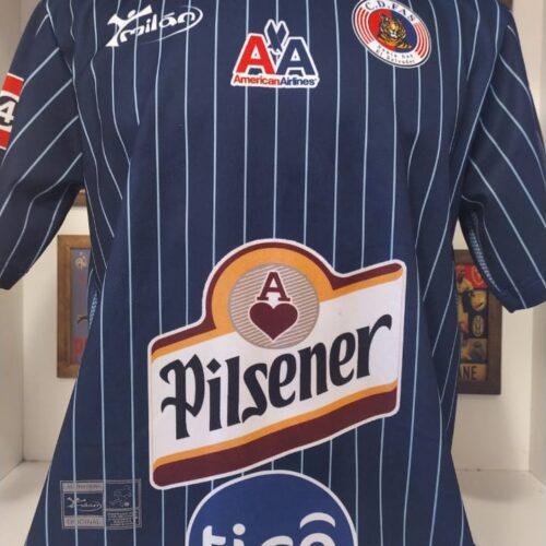 Camisa Santa Ana – El Salvador Milán