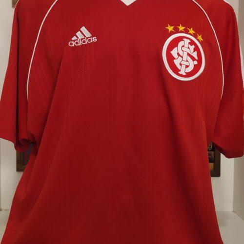 Camisa Internacional Adidas 1998 Dunga