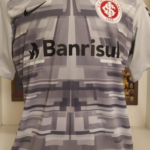 Camisa Internacional Nike 2019 Marcelo Lomba Observatório da discriminação racial
