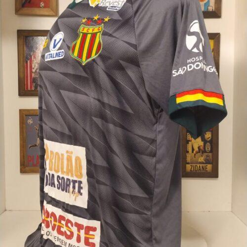 Camisa Sampaio Correa Numer 2020 goleiro