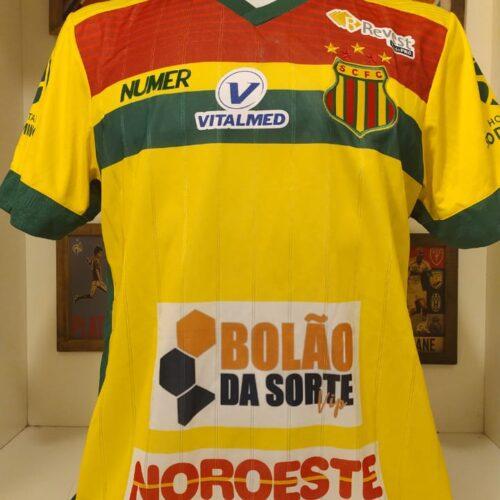 Camisa Sampaio Correa Numer 2020