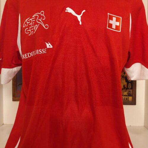 Camisa Suíça Puma 2010
