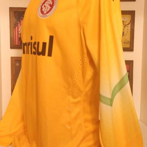 Camisa Internacional Nike 2014 Muriel goleiro mangas longas