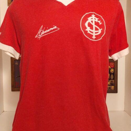 Camisa Internacional Reebok 1969 Claudiomiro retro