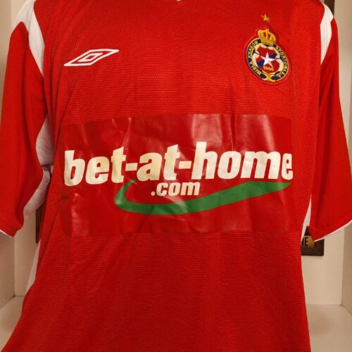 Camisa Wisla Krakow – POL Umbro 2008
