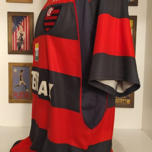 Camisa Flamengo Nike 2001