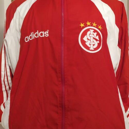 Jaqueta Internacional Adidas 1997 corta-vento