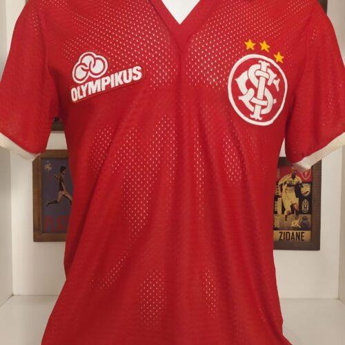 Camisa Internacional Olympikus 1985 Andre Luis