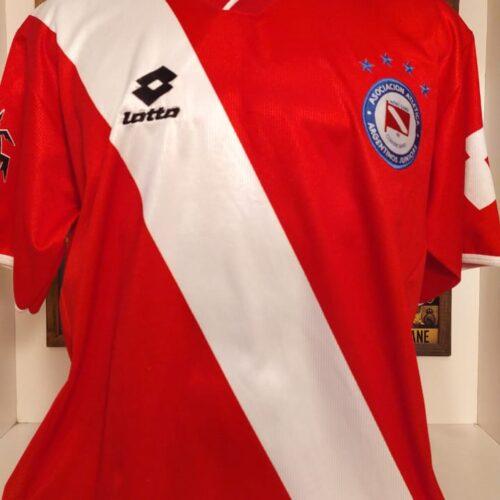 Camisa Argentinos Juniors Lotto 2003
