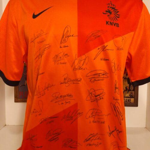 Camisa Holanda Nike 2012