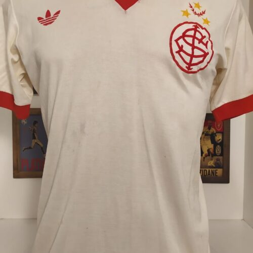 Camisa Internacional Adidas 1982 Ruben Paz