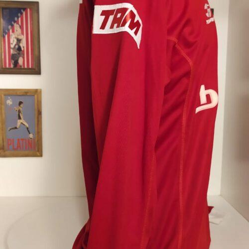 Camisa Internacional Topper 2001 mangas longas