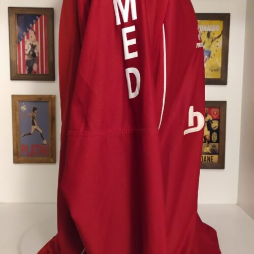 Camisa Internacional Topper 2003 UNIMED mangas longas