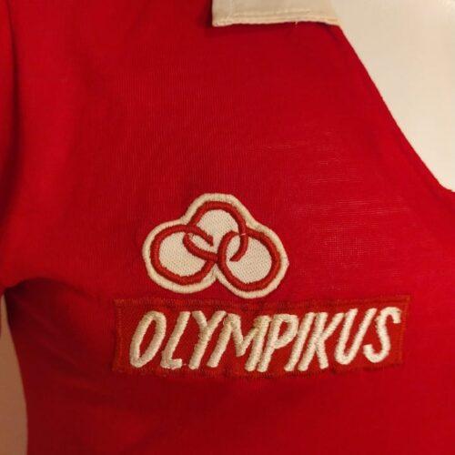Camisa Internacional Olympikys 1984 Luis Carlos Winck SeleInter