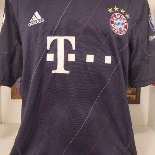 Camisa Bayern Munique Adidas 2010 Ribery Champions League