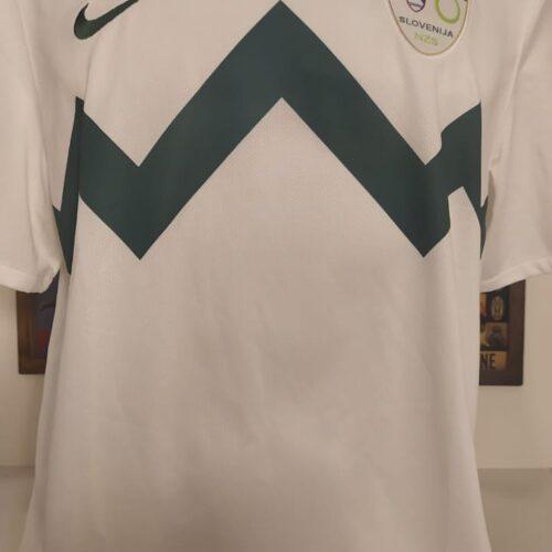 Camisa Eslovenia Nike 2010
