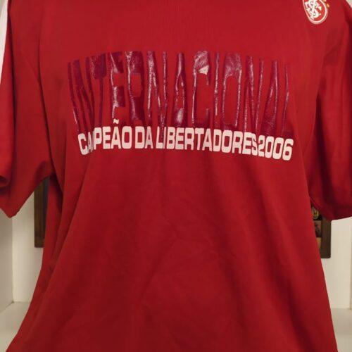 Camisa Internacional Campeão da Libertadores 2006