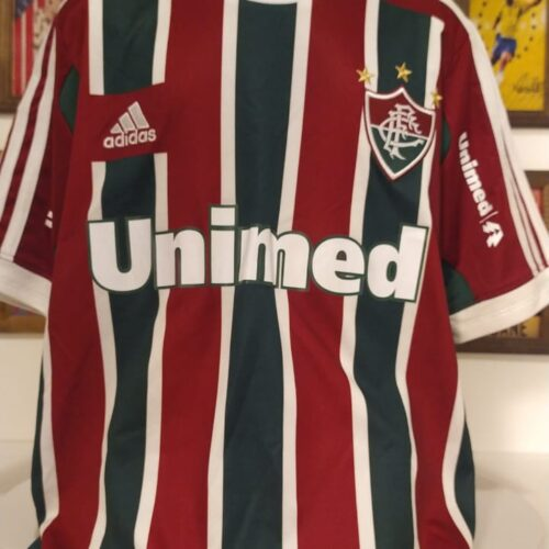 Camisa Fluminense Adidas 2013 Fred infantil