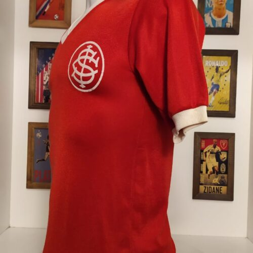 Camisa Internacional 1977 retro