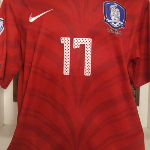Camisa Coreia do Sul Nike 2010 Copa do Mundo