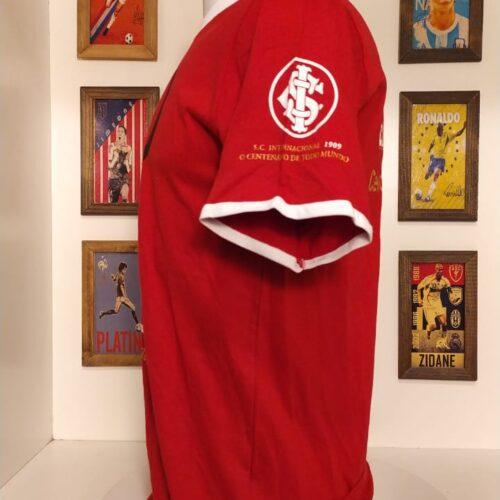 Camisa Internacional 100 anos