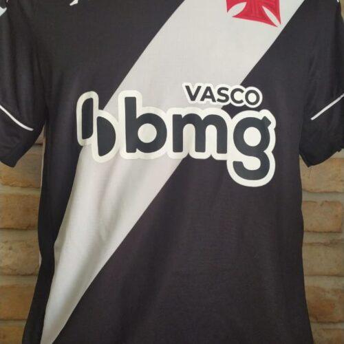 Camisa Vasco da Gama Kappa 2020 Germán Cano Sulamericana