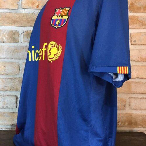 Camisa Barcelona Nike 2008 Messi