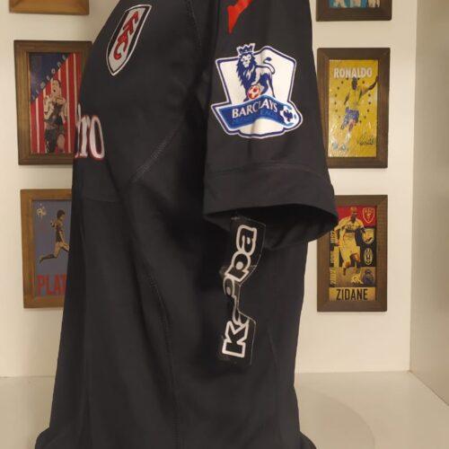 Camisa Fulham Kappa 2011 Dempsey