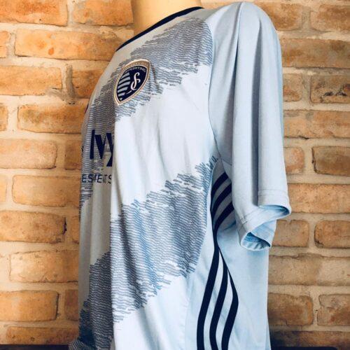 Camisa Kansas City Sporting Adidas 2019