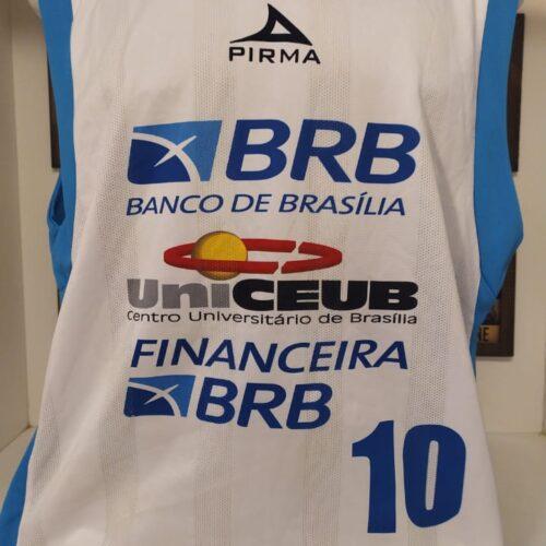 Camisa UniCEUB basquete